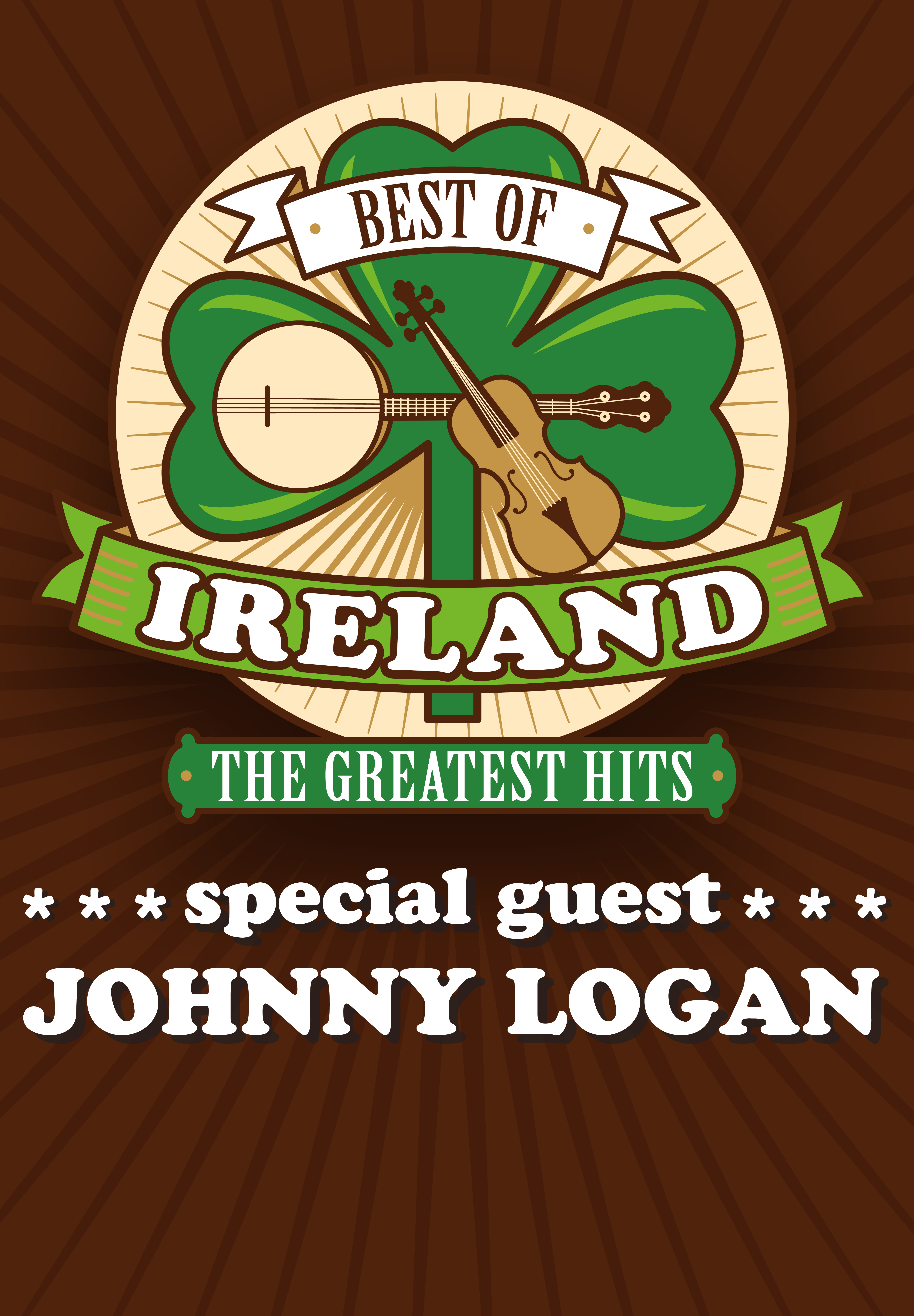 Best of Ireland - special guest Johnny Logan